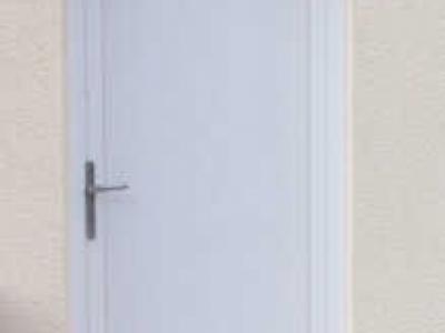 Porte de service PVC Polybaie
