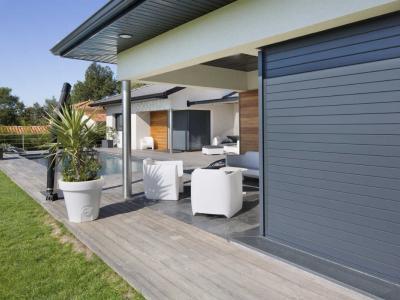 nos r alisations de menuiserie pvc et aluminium menuiserie pvc et aluminium polybaie. Black Bedroom Furniture Sets. Home Design Ideas